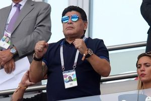 Khỏe trở lại, Diego Maradona dẫn dắt một đội bóng hạng 2 của Mexico