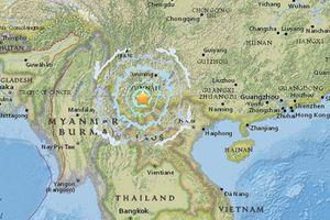 Trung Quốc và Philippines cũng chao đảo vì động đất