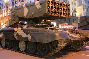 Sức mạnh cơ bắp pháo thay thế TOS-1A lộ diện