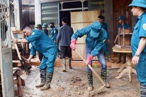 Vỡ bể chứa Nhà máy phân bón DAP 2: Hỗ trợ mỗi hộ dân 7 triệu đồng