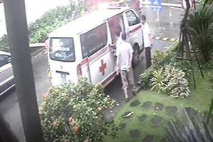 Bảo vệ chung cư không cho xe cấp cứu vào khi 1 cư dân bị đột quỵ