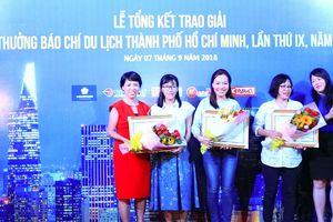 19 tác phẩm đạt giải báo chí viết về du lịch TPHCM lần 9