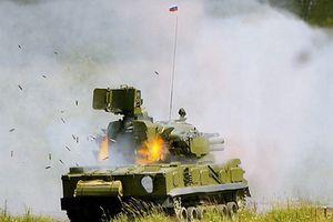 Khiếp đảm công dụng thứ 2 của tổ hợp phòng không 2K22 Tunguska