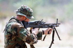 Ngạc nhiên khẩu súng máy 'cứu tinh' của lính Mỹ trong CTVN