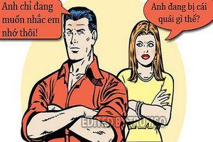 Nhắc khéo vợ