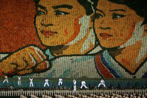 Triều Tiên rầm rộ chuẩn bị 'đồng diễn toàn dân' mừng quốc khánh