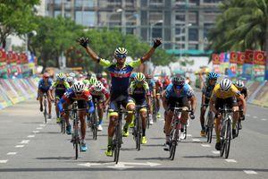 Giải xe đạp quốc tế VTV 2018: Chinh phục Hải Vân Quan