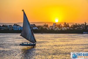 Ghi chép của Phóng viên TG&VN: Bên sông Nile huyền thoại