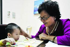 Bà giáo của trẻ tự kỉ