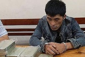Nghệ An: Bắt đối 2 đối tượng vận chuyển ma túy và nhựa thuốc phiện