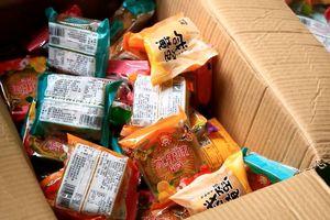 Hà Nội: Thu giữ hàng nghìn bánh trung thu không rõ nguồn gốc