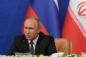 Tổng thống Putin: 'Xóa sổ' quân khủng bố ở Idlib, Syria là ưu tiên hàng đầu
