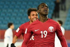 Dùng nhiều cầu thủ từng thua U.23 Việt Nam, Qatar đánh bại Trung Quốc