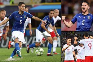 Ý không hạ được Đại bàng trắng, Nga tiến bộ sau World Cup