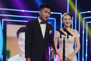 'Mr. Cần Trô' Xuân Nghị và Bảo Thanh đại náo VTV Awards 2018