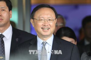 Hội đàm quan chức cấp cao Trung - Hàn