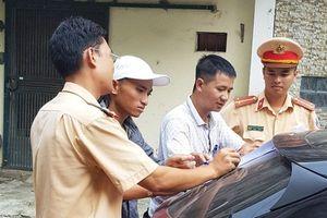 Xác định danh tính tài xế xe Mazda 3 đánh võng gây náo loạn ở Hà Nội