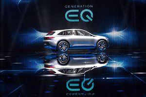 Mercedes trình làng 'át chủ bài' cạnh tranh với Tesla