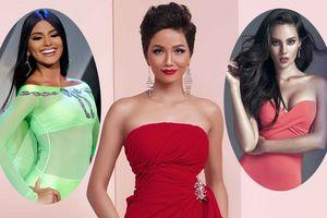 Top 10 đối thủ có chiều cao khủng nhất Miss Universe 2018 khiến H'Hen Niê dễ dàng bị 'nhấn chìm'