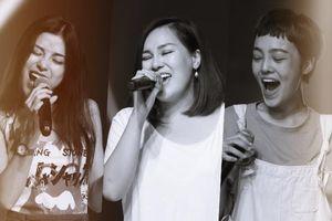 Siêu mẫu Việt Nam 2018 trước giờ G: Loạt chiến binh The Voice 'bùng cháy' cùng sân khấu quá đẳng cấp