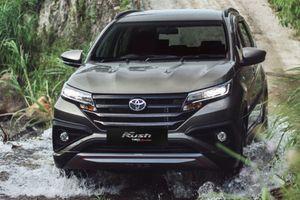 Động cơ trên Toyota Rush bị đánh giá 'rất ồn'