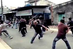Thanh Hóa: Nhóm đối tượng dùng dao, súng 'nói chuyện', 1 người tử vong
