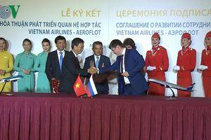 Kỷ niệm 25 năm mở đường bay Hà Nội - Moscow