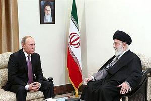 Lãnh tụ tối cao Iran muốn hợp tác với Nga để kiềm chế Mỹ