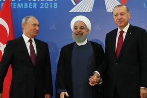 Không có lệnh ngừng bắn, Iran-Nga-Thổ vẫn ngăn cuộc 'tắm máu' ở Syria