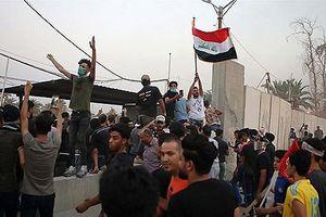 Iraq: khủng hoảng leo thang sau vụ lãnh sự quán Iran bị đốt phá