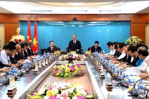 Phấn đấu đưa Việt Nam trở thành cường quốc về công nghệ thông tin