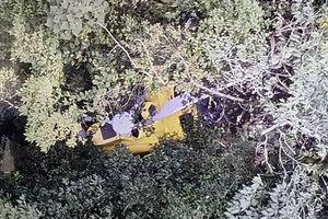Trực thăng rơi tại Nepal, 5 người chết, 1 người mất tích