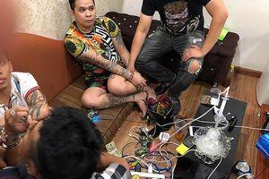 Cảnh giác với tội phạm ma túy 'ẩn náu' trong chung cư