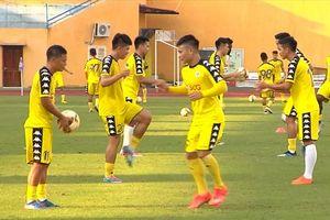 Vòng 21 V.League: Hà Nội quyết đăng quang sớm 5 vòng đấu