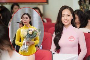 Cô gái tặng hoa Tổng thống Trump: Biết 4 ngoại ngữ, giảm 19kg thi Hoa hậu Việt Nam