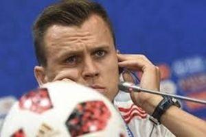 Ngôi sao của đội tuyển Nga bị điều tra sử dụng chất kích thích