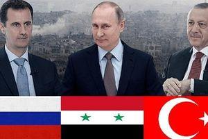 Đã đến lúc Erdogan phải bắt tay với Assad?