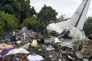 Ít nhất 17 người thiệt mạng trong vụ máy bay rơi tại Nam Sudan