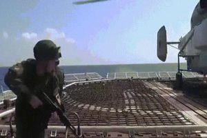 Video Nga diễn tập quân sự rầm rộ gần Syria, uy hiếp quân khủng bố