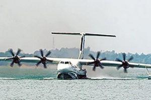 Trung Quốc có thể đưa thủy phi cơ lớn nhất thế giới xuống Biển Đông?