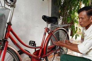 21 ngày đạp xe dọc chiều dài đất nước của cựu binh 67 tuổi