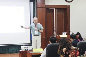 Áp dụng các phương pháp hiện đại vào việc giảng dạy tiếng Anh