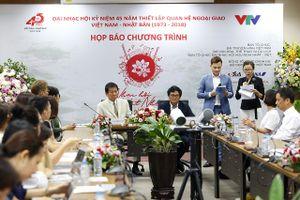 Tôn vinh những nét đẹp văn hóa của hai dân tộc giàu truyền thống Việt Nam, Nhật Bản