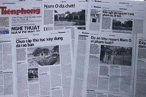 Lấy ý kiến người dân về điều chỉnh dự án ở Nam Ô