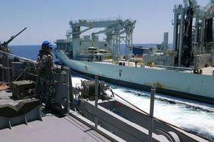 Trung Quốc lần đầu tham gia tập trận hải quân lớn nhất của Australia