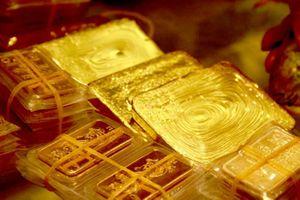 Giá vàng giảm nhẹ, nhà đầu tư thờ ơ