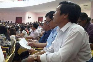 Thầy Nguyễn Minh Thuyết nói chuyện gì với 1000 giáo viên miền Trung?