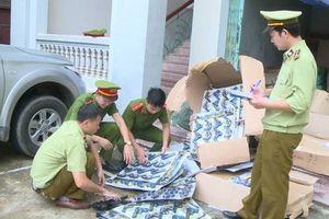 Thanh Hóa: Thu giữ hơn 2.000 súng đồ chơi nguy hiểm