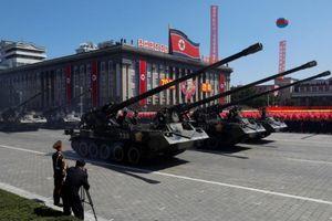 Triều Tiên không 'khoe' tên lửa đạn đạo trong lễ duyệt binh mừng quốc khánh
