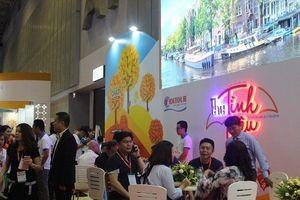 Tour nước ngoài hút khách tại hội chợ Du lịch Quốc tế TP.HCM